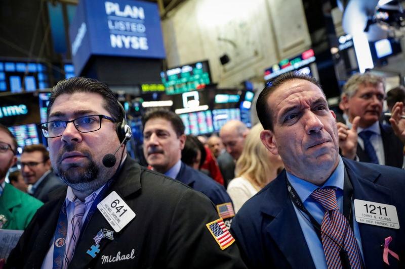 Американский фондовый рынок