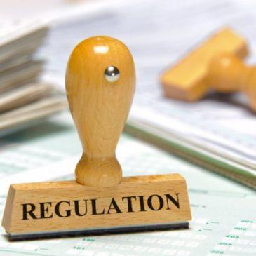 Регулировать нельзя игнорировать!