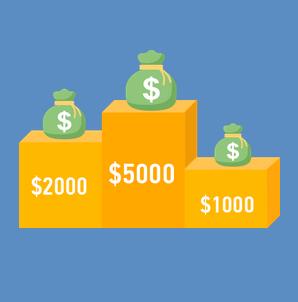Новогодний спринт 5000 USD от Grand Capital
