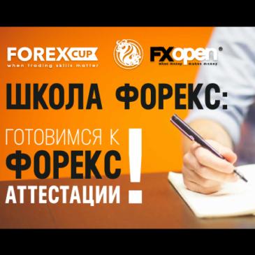 Апрельский демо-конкурс «Школа Форекс» от FXOpen