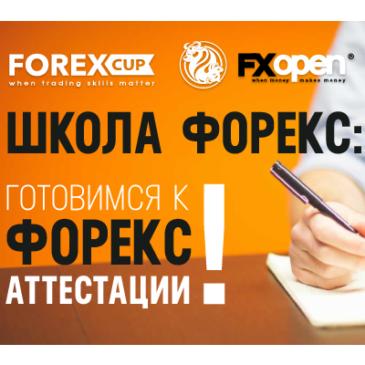 Конкурс «Школа Форекс» от FXOpen