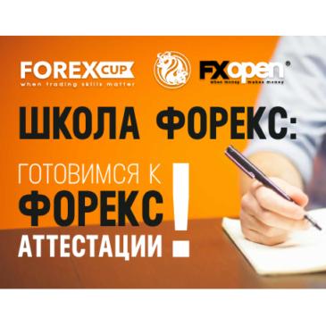 Демо-конкурс «Школа Форекс. Май» от FXOpen