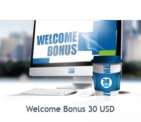 Бездепозитный бонус 30 USD от RoboForex