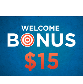 Welcome Bonus 15 USD от Fort Financial Services