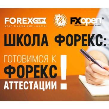 Конкурс «Школа Форекс. Сентябрь» от FXOpen