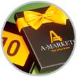 Пригласительные купоны от AMarkets