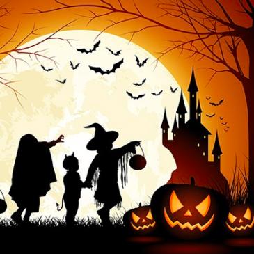 Бонус 25% на депозит в честь Хэллоуина от AMarkets