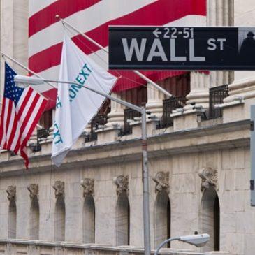 Акции Apple и Goldman Sachs подтолкнули Уолл-стрит к падению