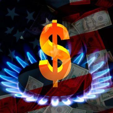 Инвесторов обеспокоил рост цен на газ в Америке