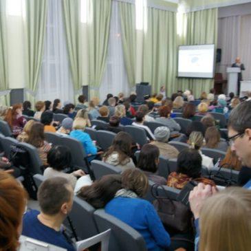 Степан Демура в Киеве на «Саммите трейдеров»