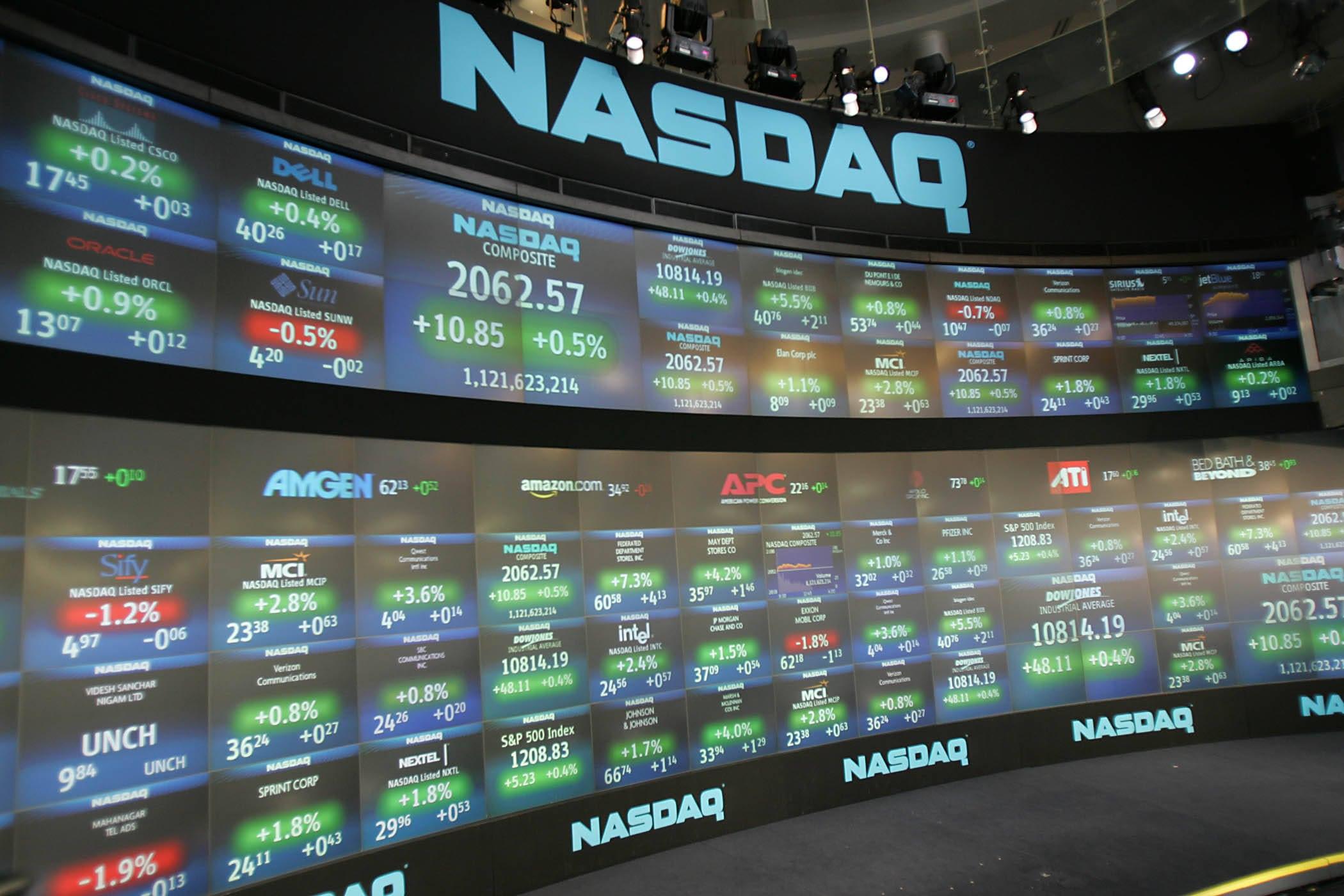 Nasdaq - биржа
