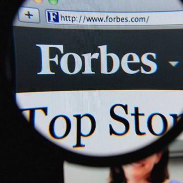 Форбс считает, что лучше всего заниматься бизнесом в Великобритании