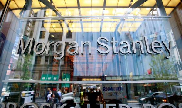 Morgan Stanley в России