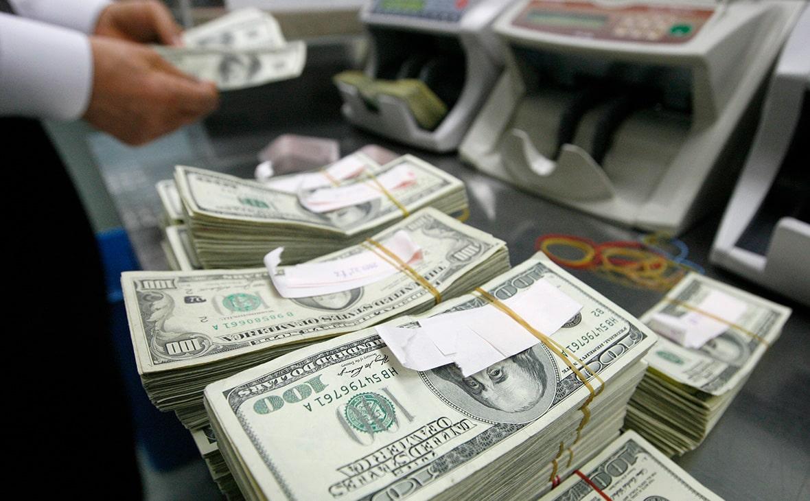 Ослабление доллара