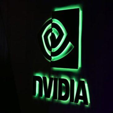 Акции Nvidia упали на 18%