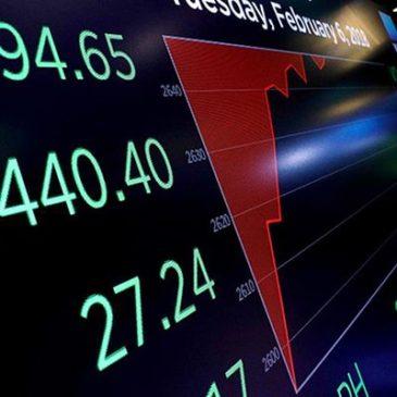 Индексы США снова падают