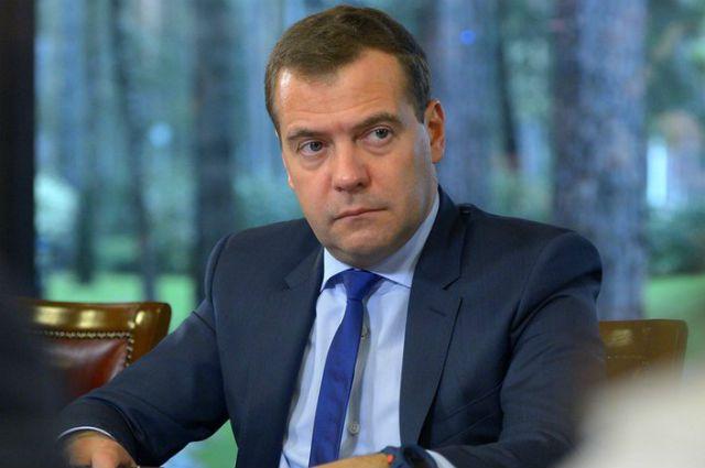 Обвинения премьера РФ