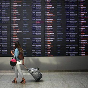 Путешествие по РФ и за границей подорожало