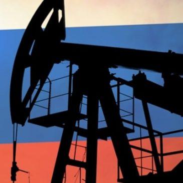 РФ третья по нефтедобыче в мире