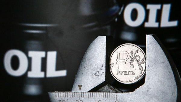 Рубль не реагирует на стоимость нефти
