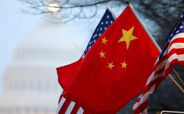 Отношения между Китаем И США