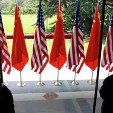 Решение о разногласиях КНР и США все еще не принято