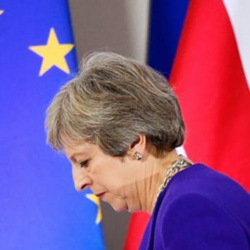 Мэй достигла гарантий от ЕС перед голосованием в парламенте