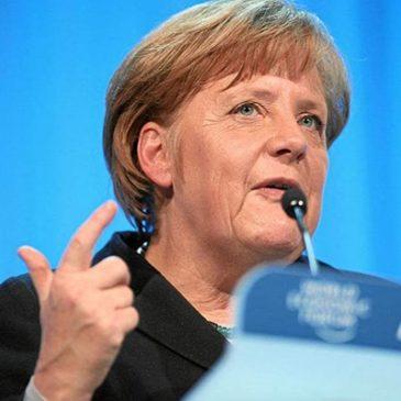 Меркель отказала США в попытке провокации РФ