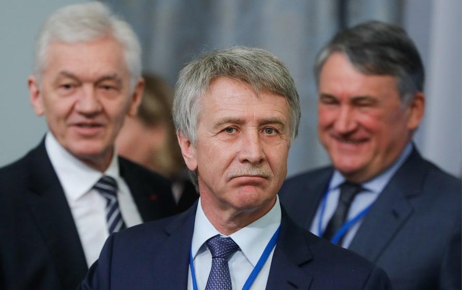 Список из 200 самых богатых бизнесменов России