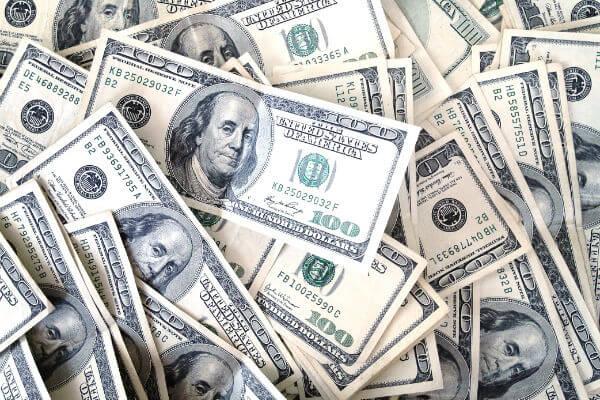 Падение доллара на фоне отчета КРН