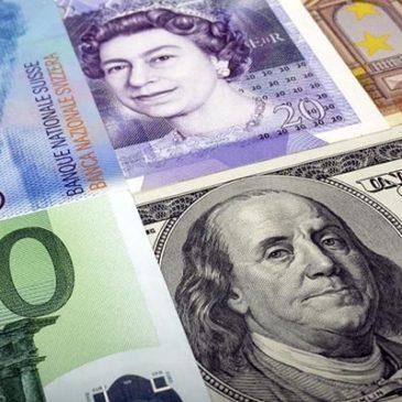Доллар упал на фоне отчета по росту деловой активности в КНР