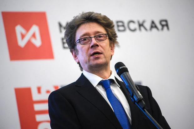 Глава Мосбиржи Афанасьев