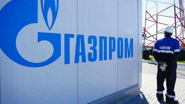 Акции «Газпрома»  показывают максимум