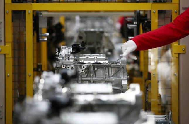 Данные по росту промышленности