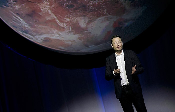 Илон Маск получает самую большую зарплату
