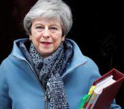 Мэй уйдет в отставку с поста премьер-министра Великобритании