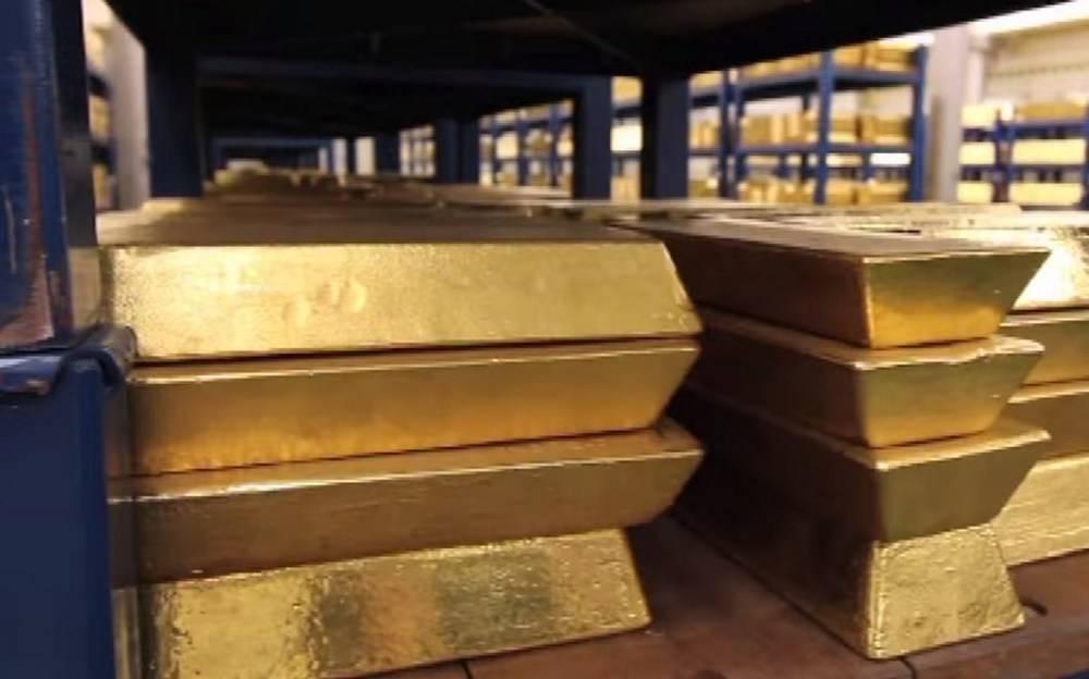 Конфискация золота у Венесуэлы за долги