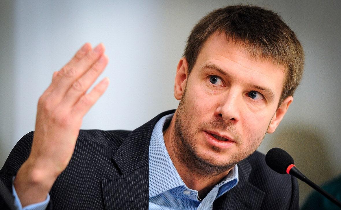 Председатель правления Тинькофф о банках