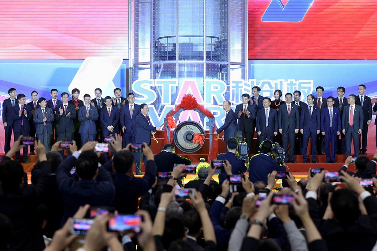 КНР запустили конкурента Nasdaq