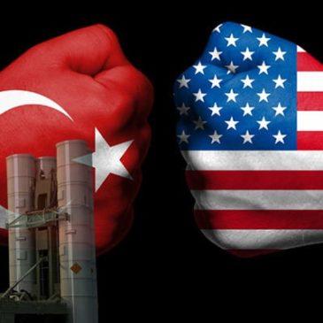 США хотят ввести санкции и исключить Турцию из программы F-35