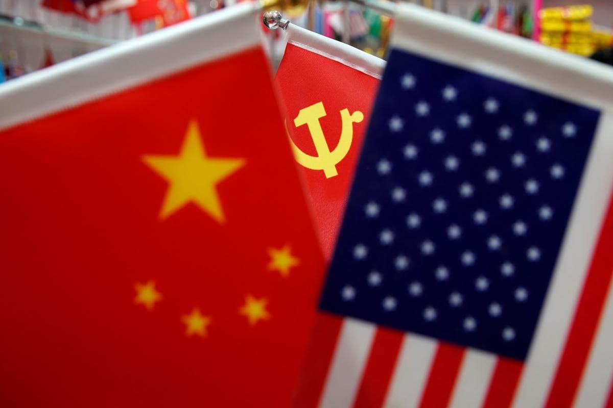 Облигации США и спад юаня