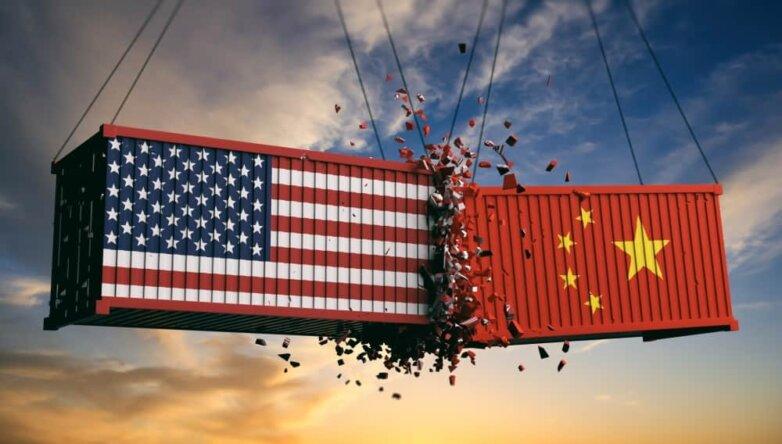 Переговоры между КНР и США