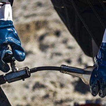 Рублевая стоимость нефти упала ниже заложенной в госбюджет
