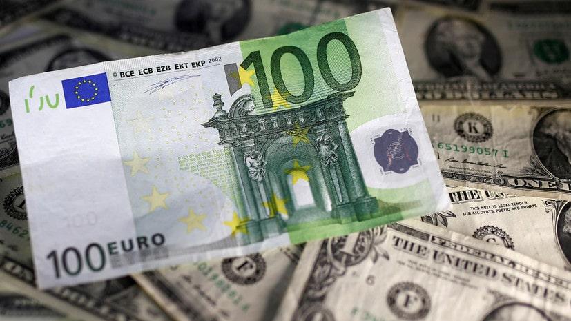 Курс евро остается на минимуме