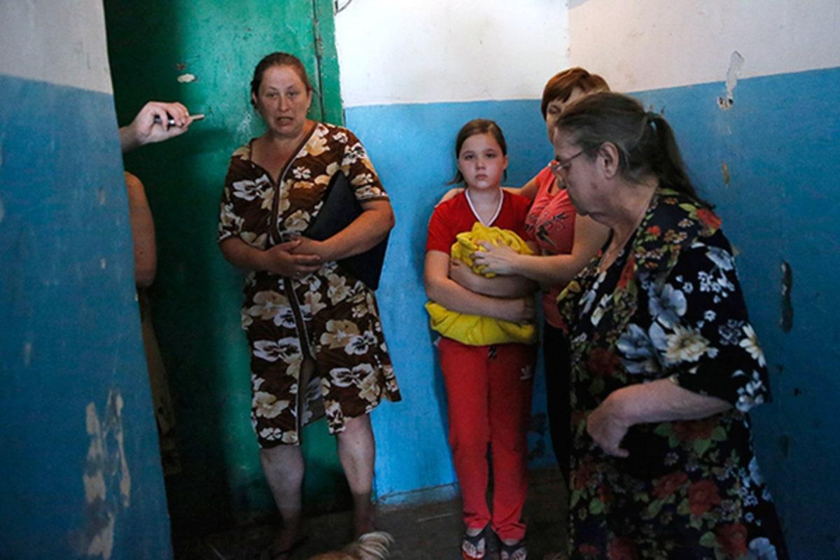 Бедные семьи России