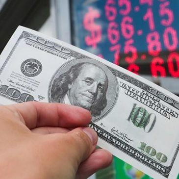 Доллар падает; саммит АТЭС отменяется