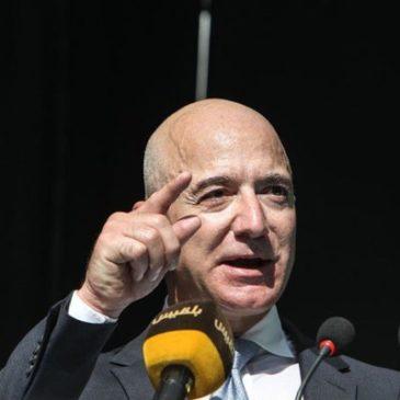 Глава Amazon потерял 7 млрд долларов за сутки