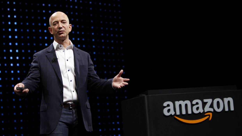 Глава Amazon
