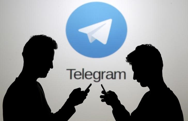 Акции Telegram