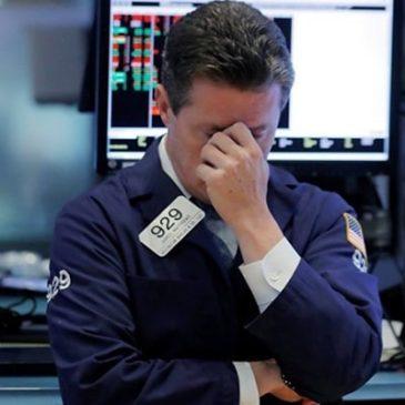 На мировых биржах стоит паника